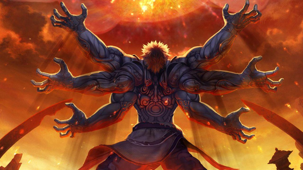 anteprima Asura's Wrath