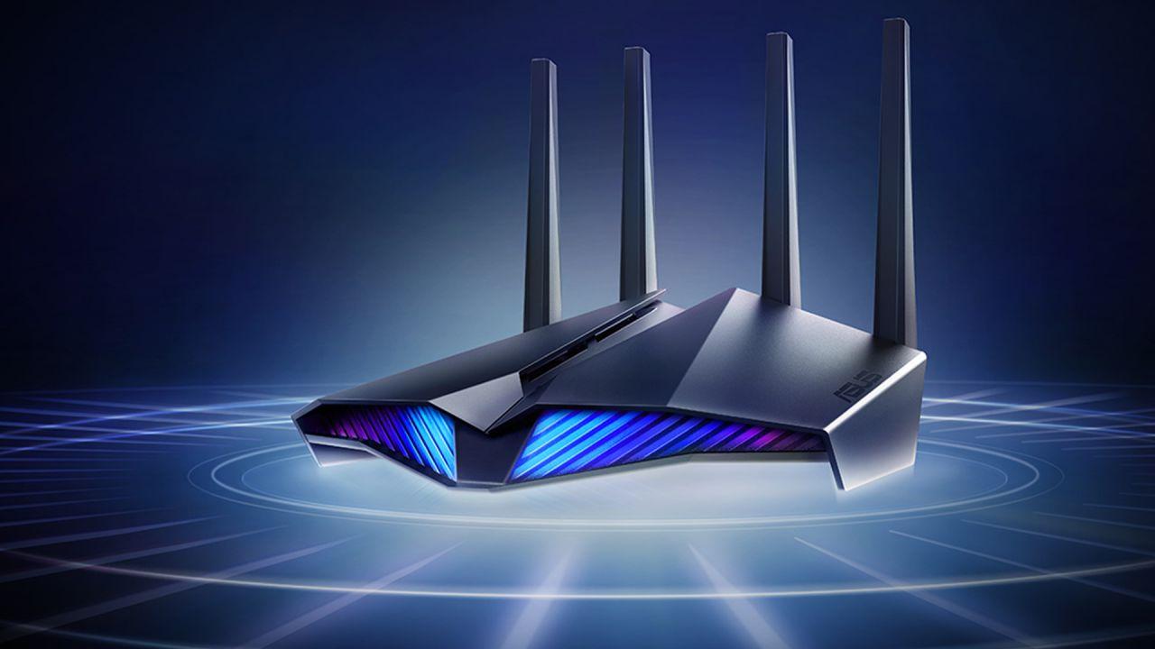 ASUS DSL-AX82U, un modem WiFi 6 votato al gaming e allo streaming
