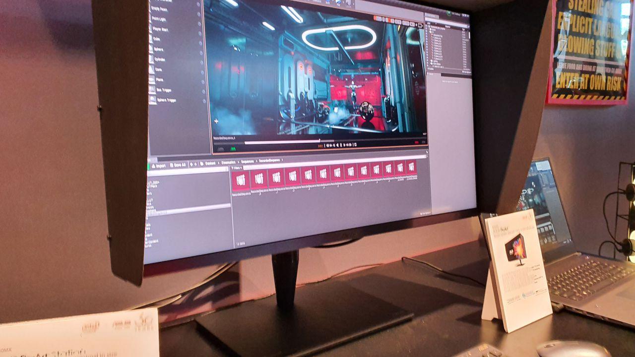 first look Asus ProArt PA32UCG: mini LED e Dolby Vision per conquistare i creator