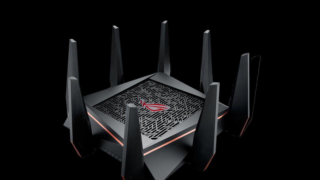 recensione ASUS ROG Rapture GT-AC5300 Recensione: un router senza compromessi per i gamer