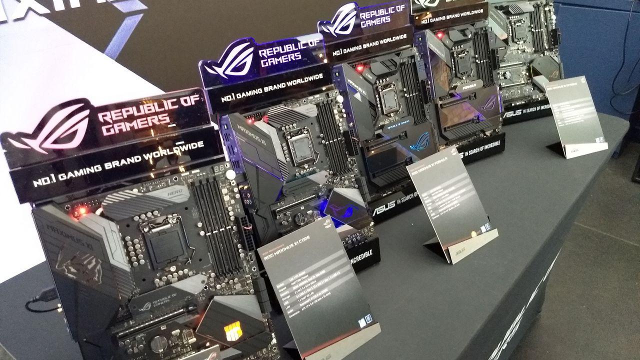 speciale Asus: tutte le schede madri Z390 in arrivo per i nuovi processori di Intel
