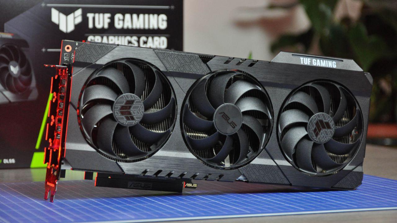 recensione ASUS TUF RTX 3080 Gaming OC Recensione: il dissipatore fa la differenza