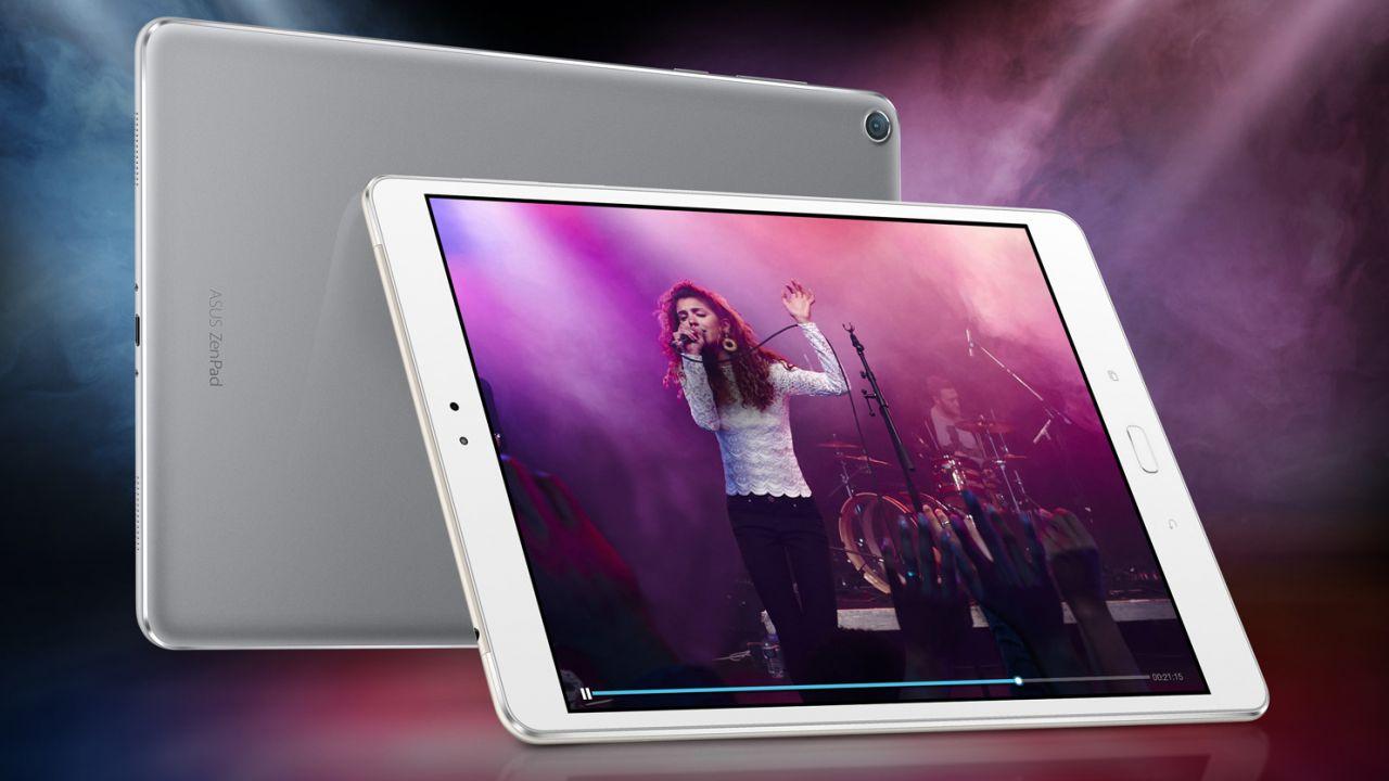 anteprima Asus ZenPad 3S 10: caratteristiche tecniche e prezzo
