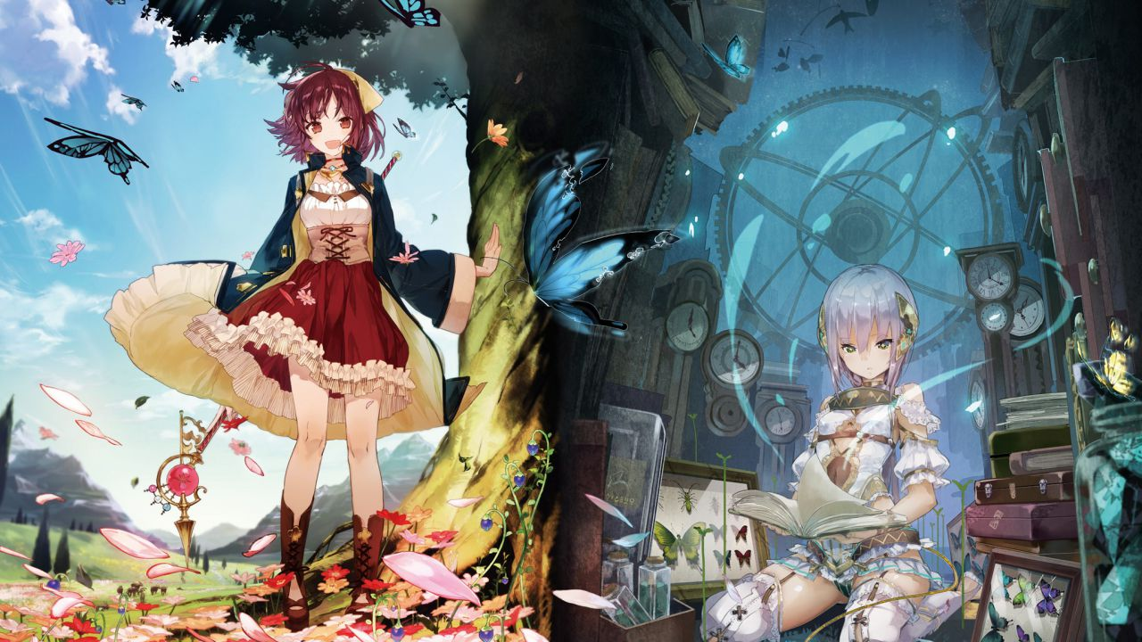 recensione Atelier Sophie: Alchemist of the Mysterious Book