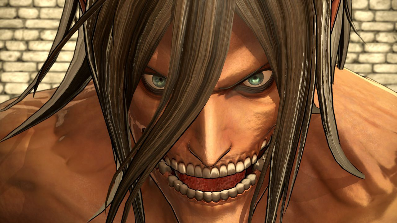 provato Attack on Titan: Wings of Freedom