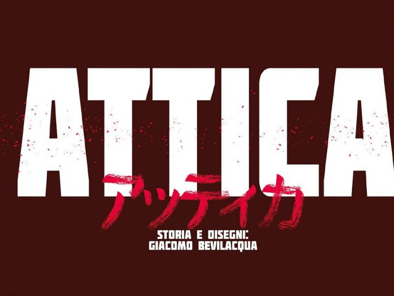 Attica, Recensione del manga Bonelli: l'assalto alle mura di Bevilacqua