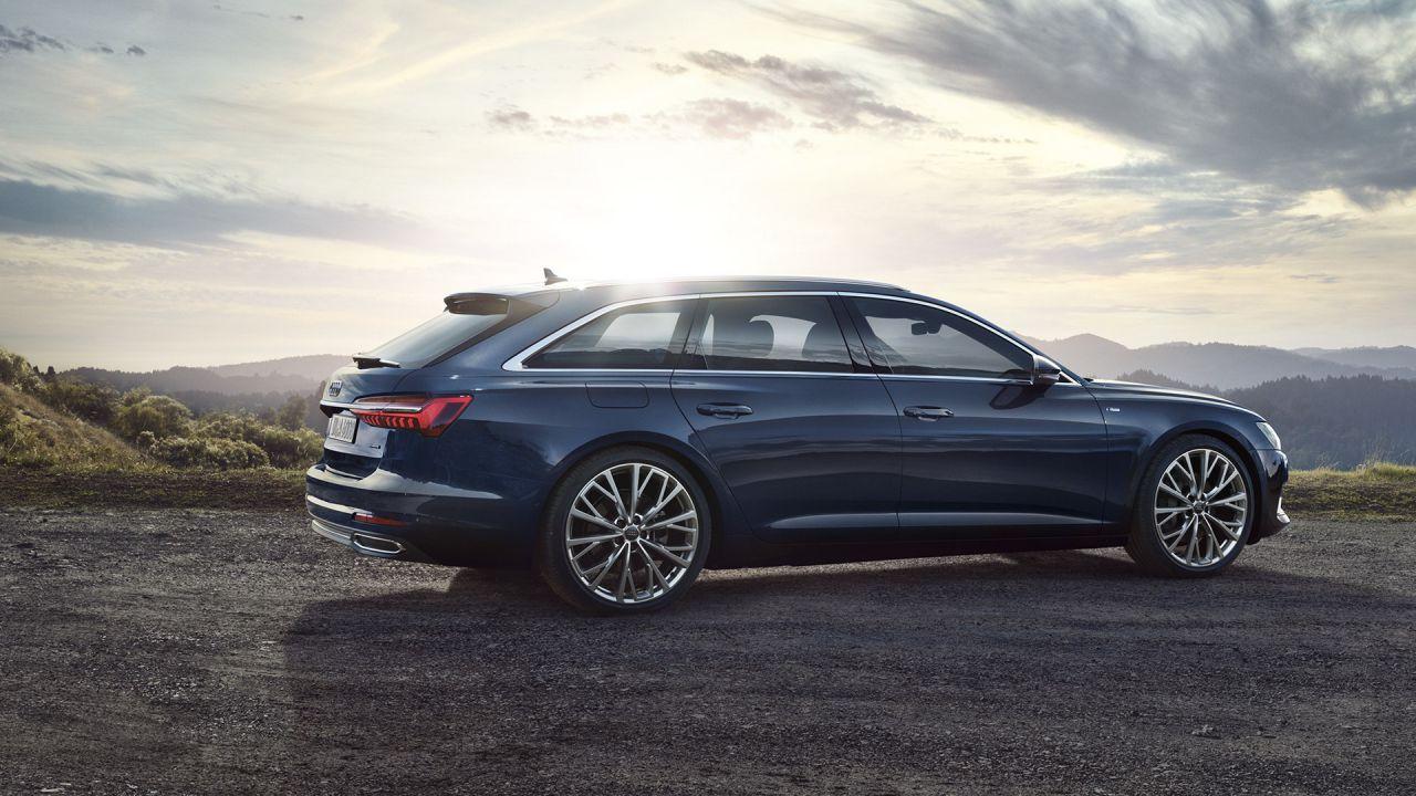 speciale Audi A6 Avant: comfort, connettività e sicurezza si incontrano