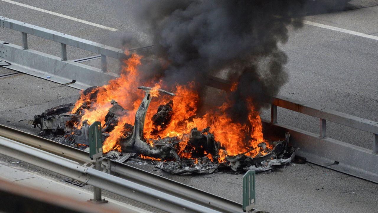 speciale Auto elettriche e batterie: il rischio incendio è più alto delle termiche?