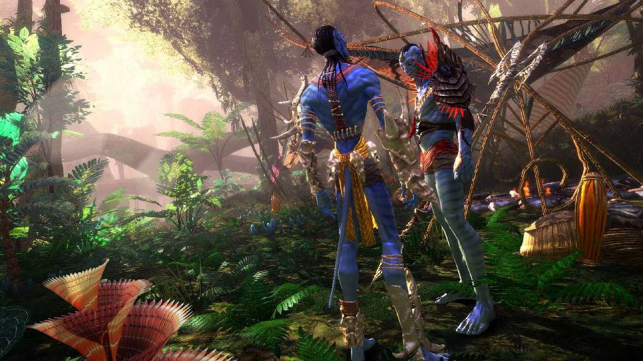 recensione Avatar: The Game