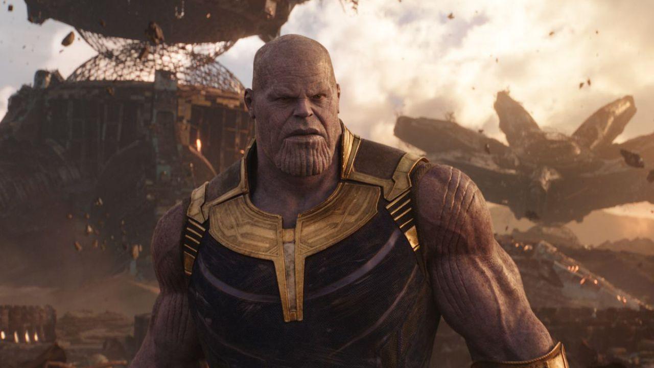 Thanos il villain dell'MCU
