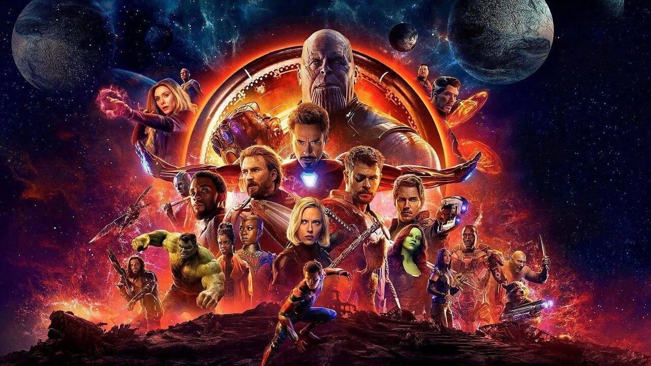 Avengers: Infinity War e la sequenza della morte degli eroi