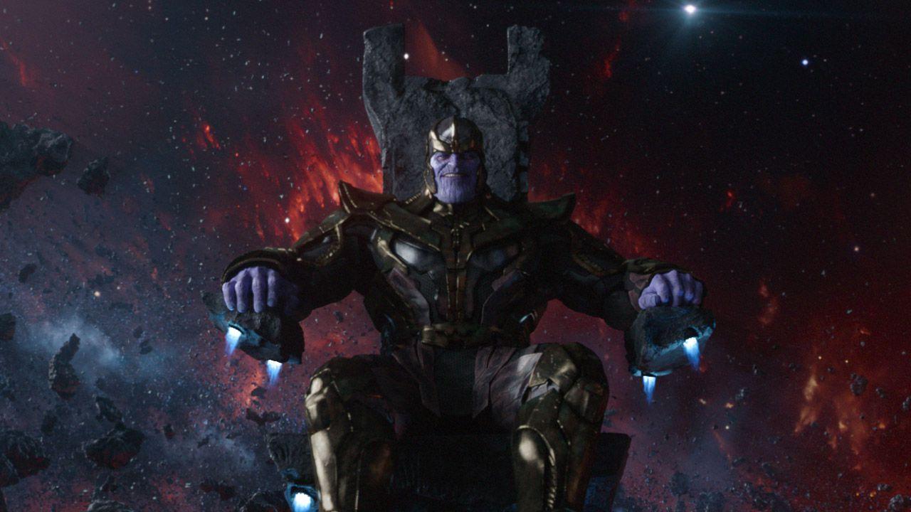 speciale Avengers Infinity War, il Titano che venerava la Morte: alla scoperta di Thanos