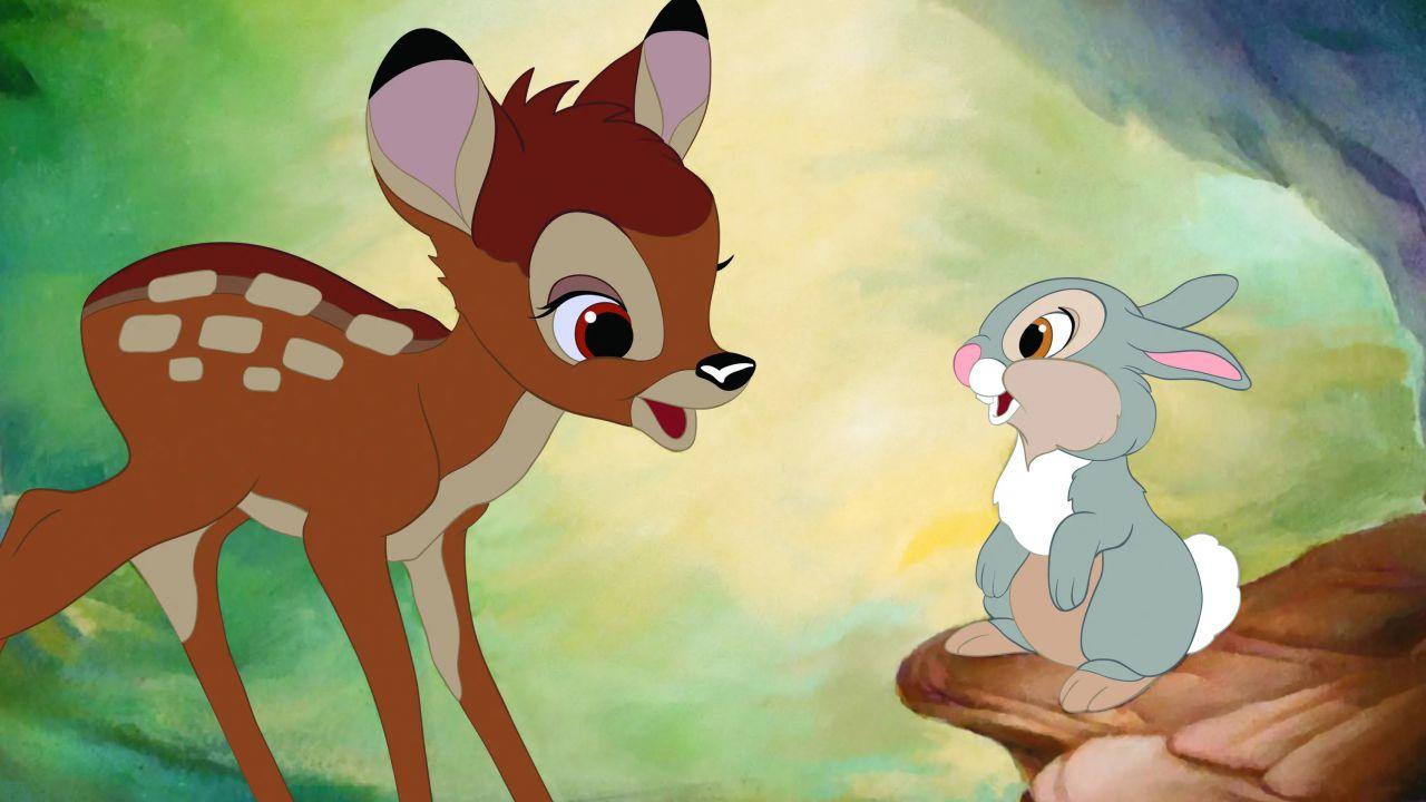 Bambi e Walt Disney, un Classico fra depressione e senso di colpa