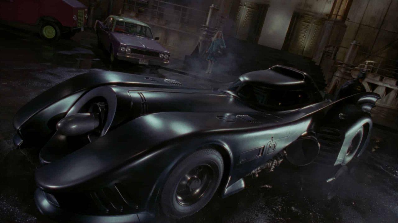 Batman: le 5 auto più belle di sempre dell'Uomo Pipistrello