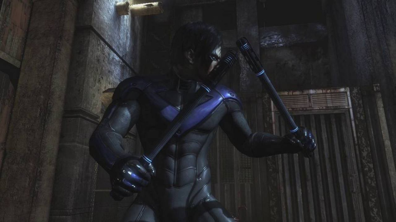 anteprima Batman: Arkham City