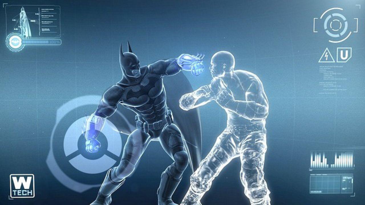 hands on Batman Arkham City Armored Edition