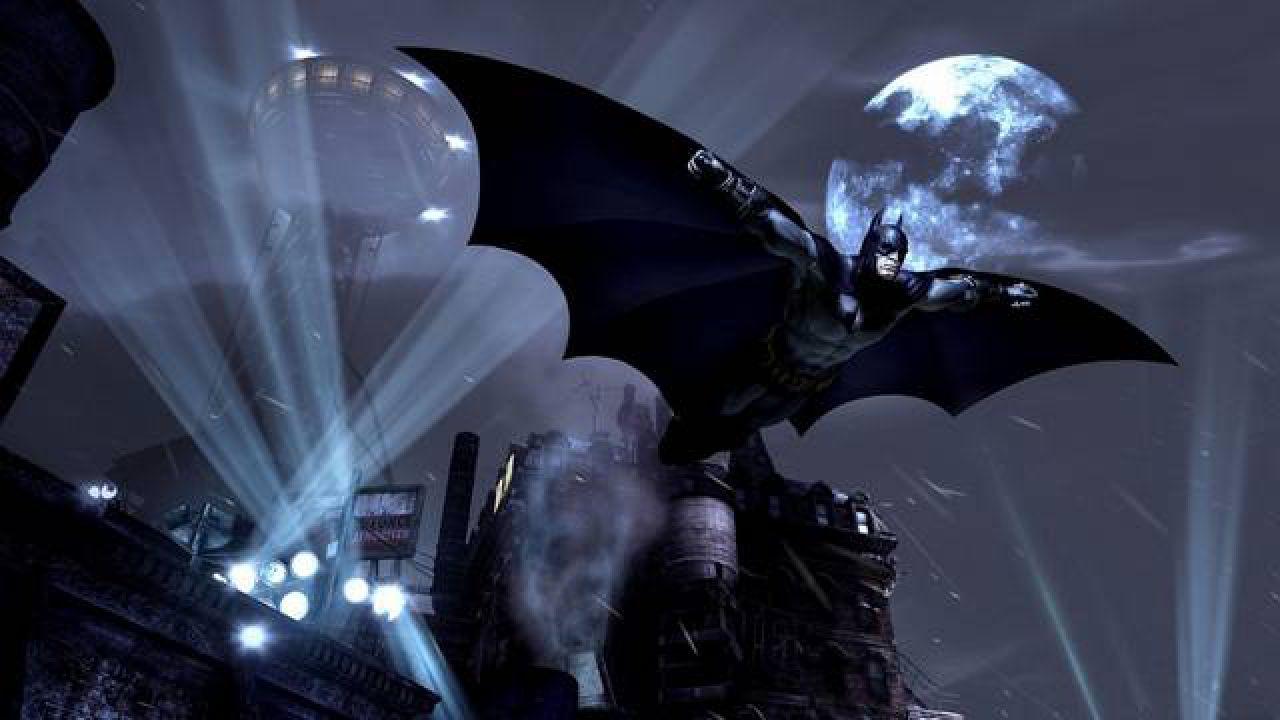 first look Batman: Arkham City