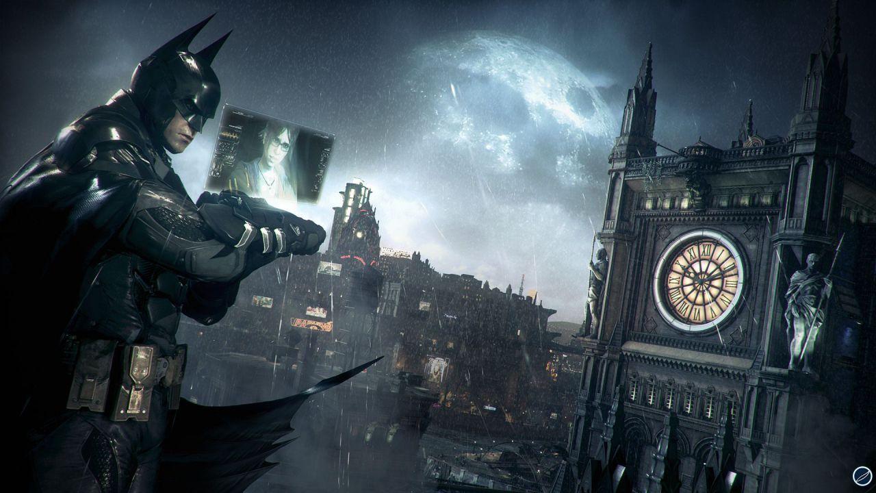 anteprima Batman Arkham Knight