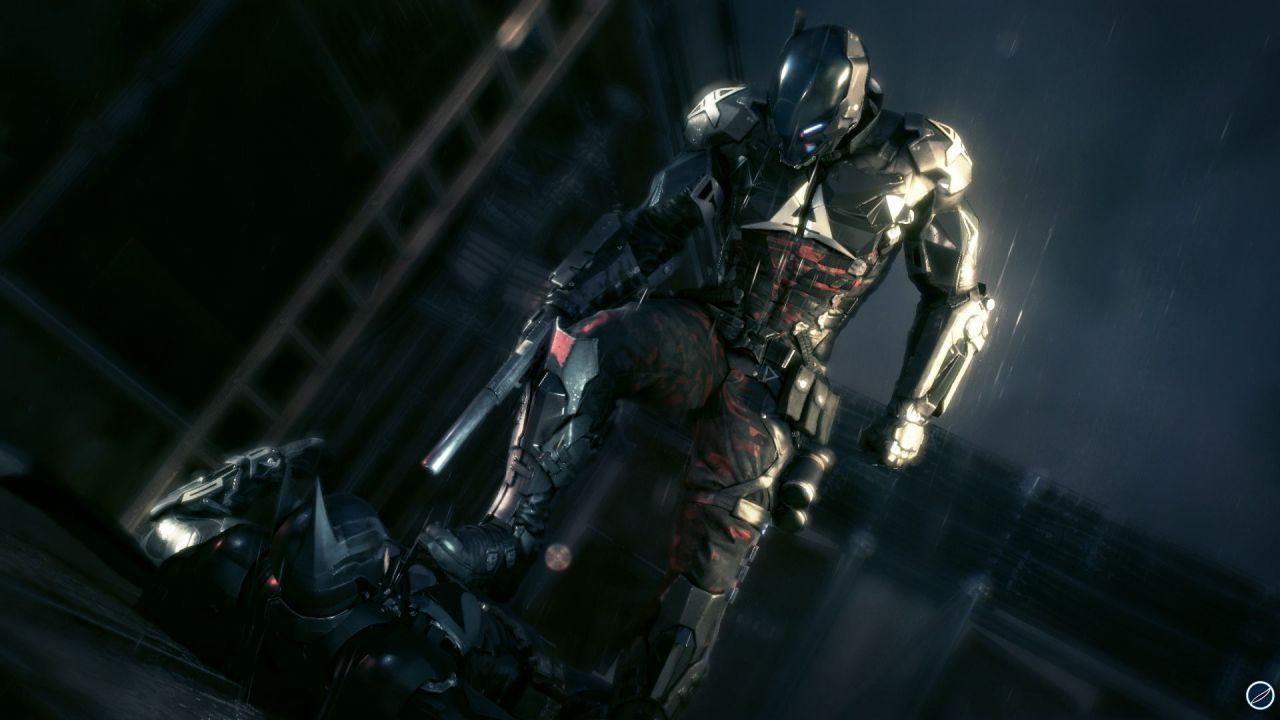 first look Batman Arkham Knight