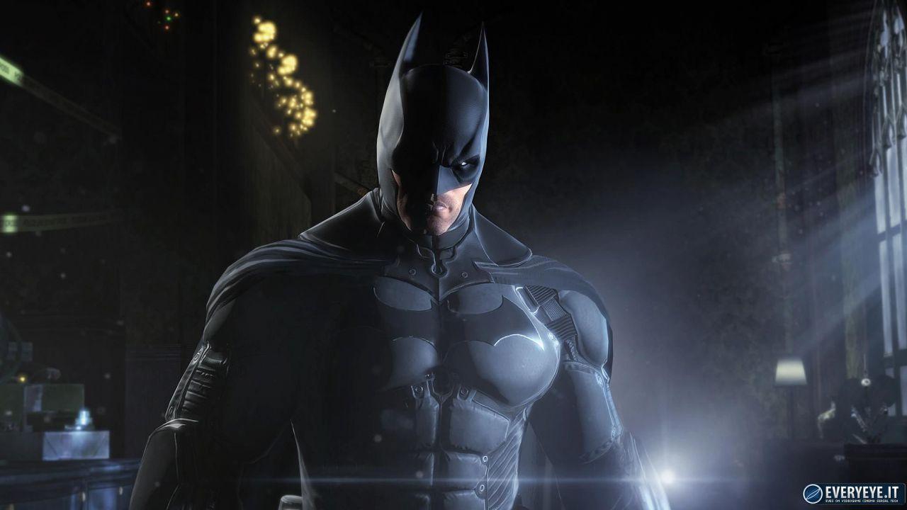 anteprima Batman Arkham Origins