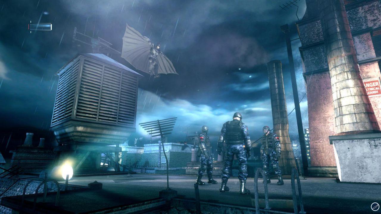 hands on Batman Arkham Origins Blackgate