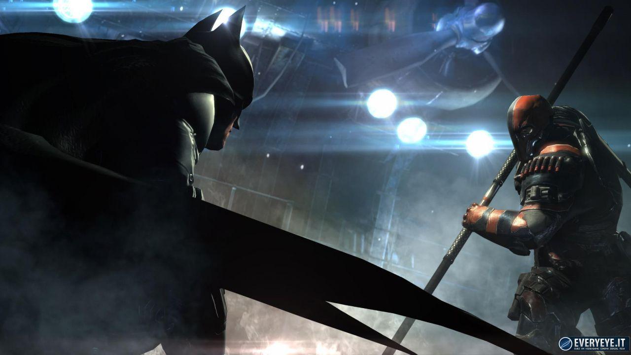 intervista Batman Arkham Origins