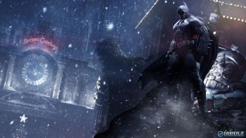 Batman Arkham Origins - Multiplayer