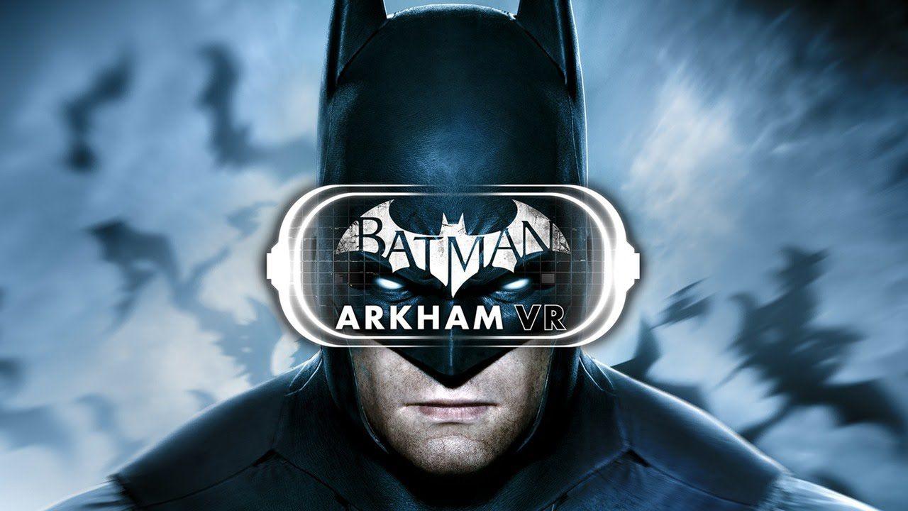 provato Batman Arkham VR