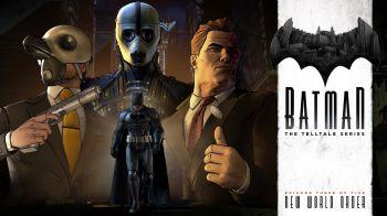 Batman The Telltale Series: New World Order (Episodio 3)