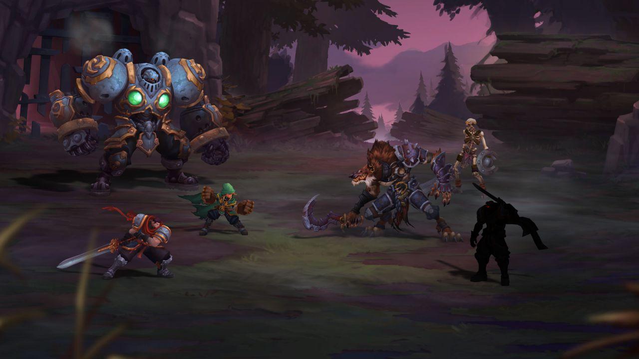 anteprima Battle Chasers: Nightwar
