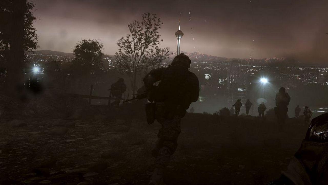 hands on Battlefield 3 Caspian Border