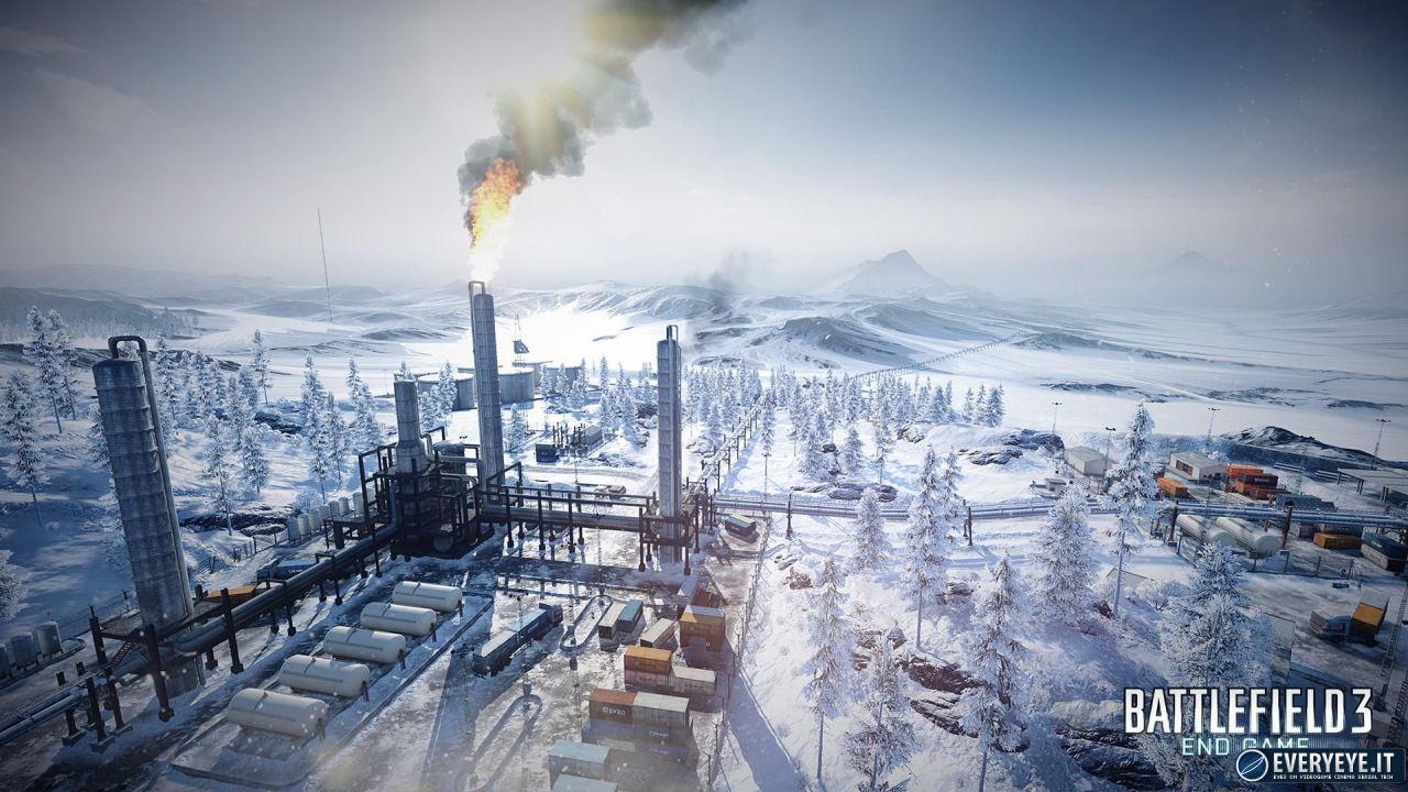 recensione Battlefield 3 - End Game