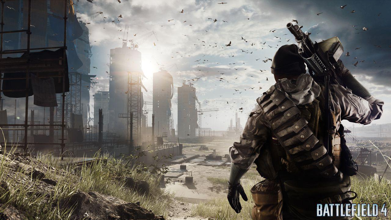 anteprima Battlefield 4 - Frostbite 3