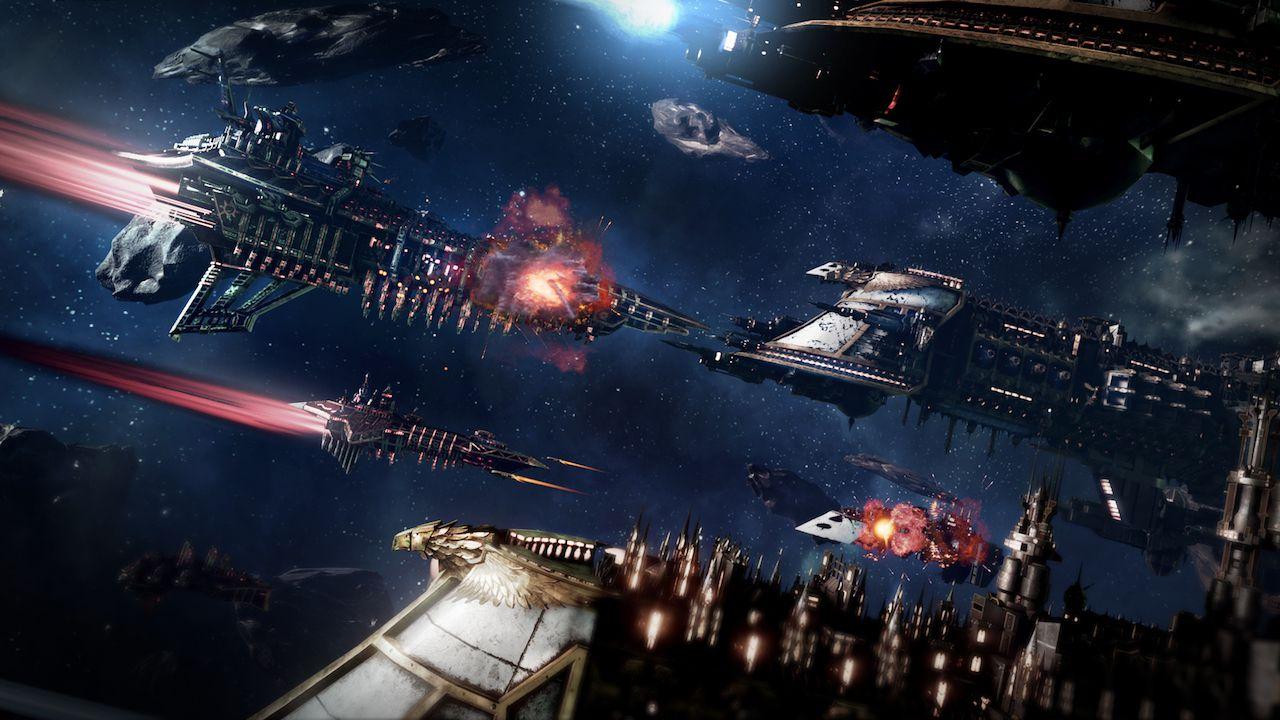 provato Battlefleet Gothic: Armada
