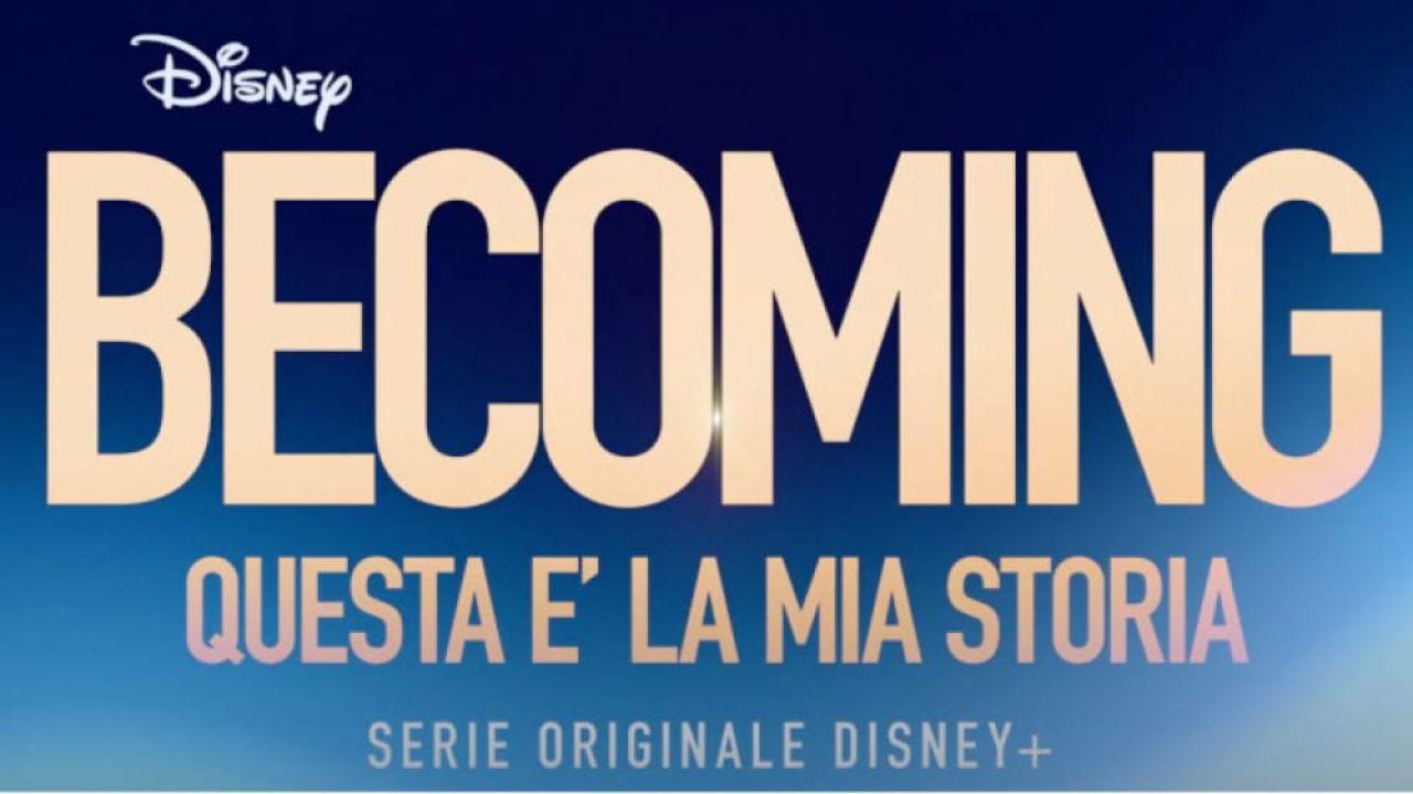 first look Becoming, questa è la mia storia: un sguardo alla docuserie di Disney+