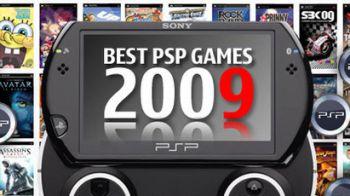 Best Games 09 - PSP