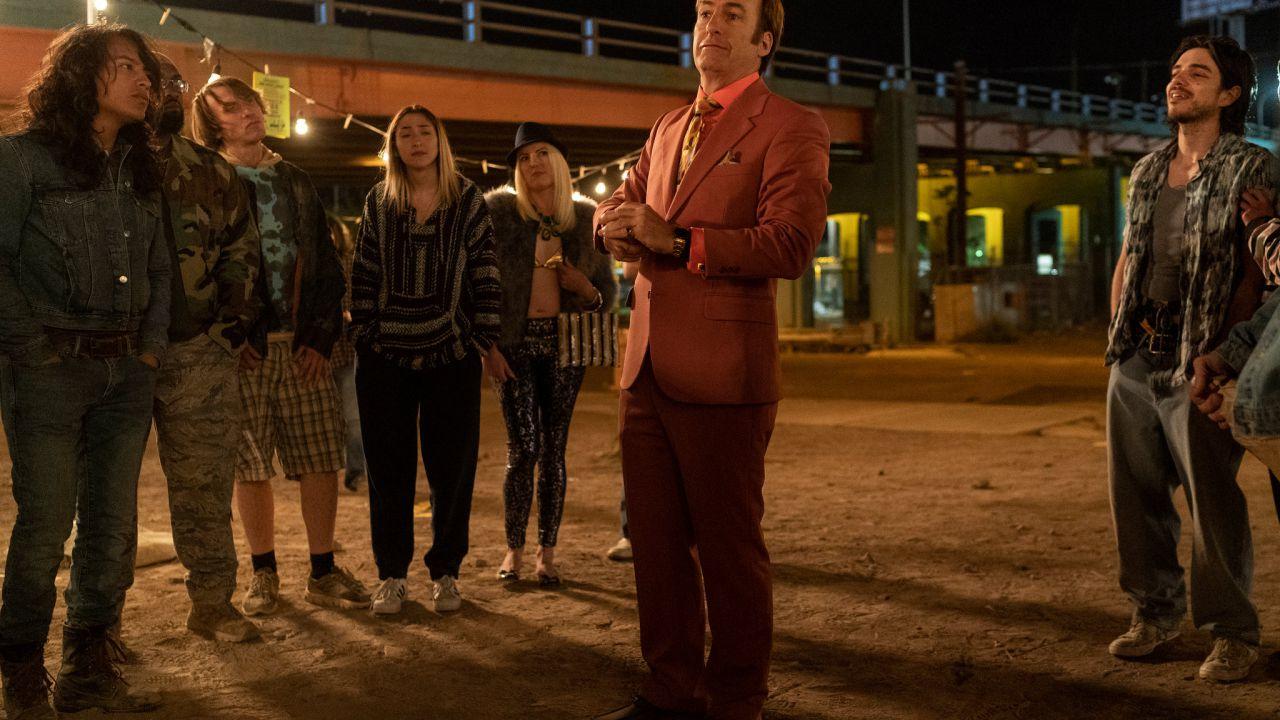 Better Call Saul: un primo sguardo alla quinta stagione su Netflix