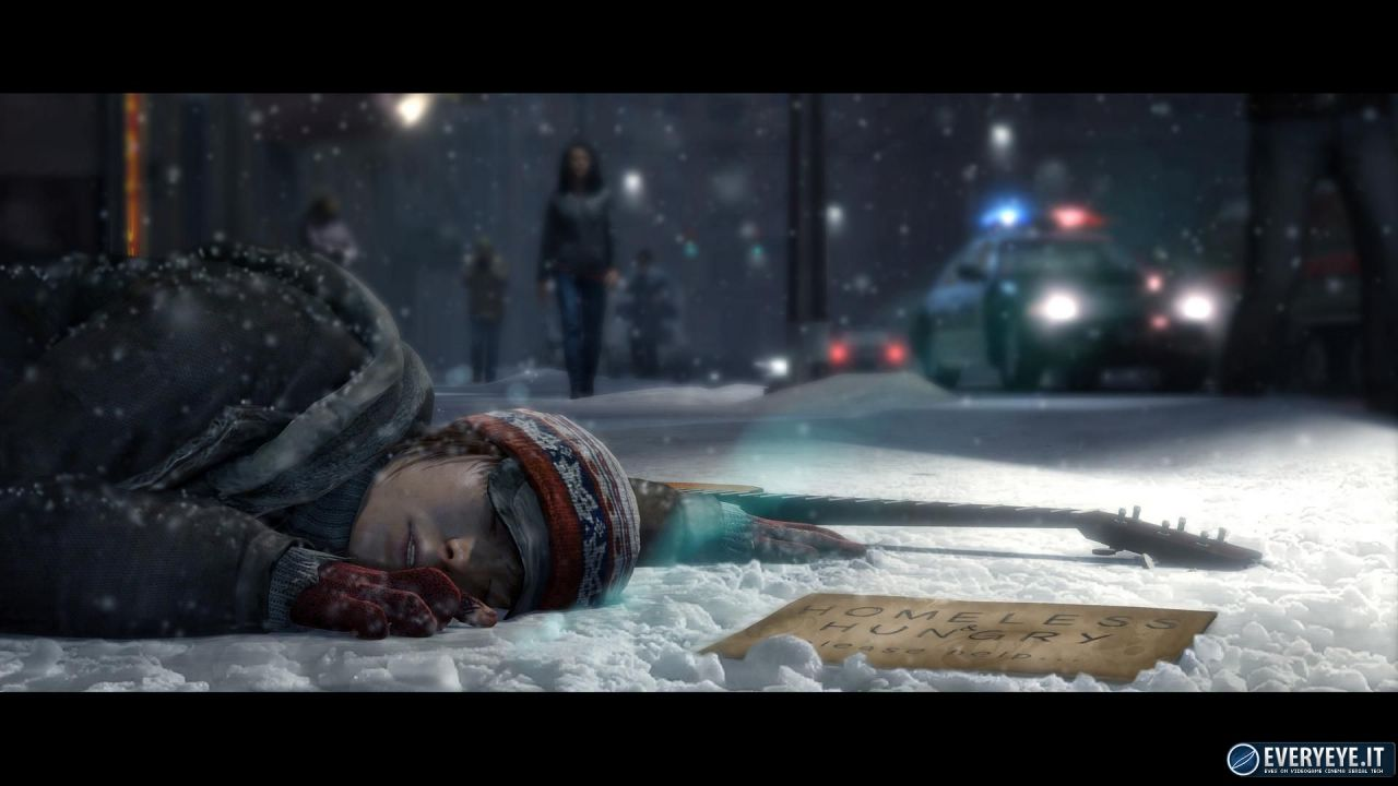 hands on Beyond Two Souls