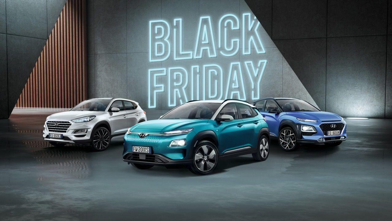speciale Black Friday Auto: tutte le offerte 2020 da Hyundai a Toyota