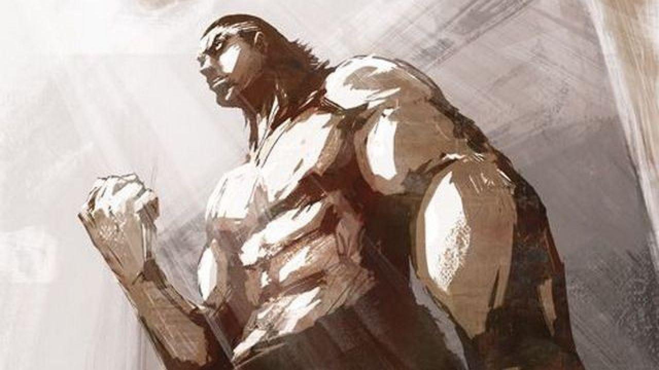 first look Black Panther: Yakuza