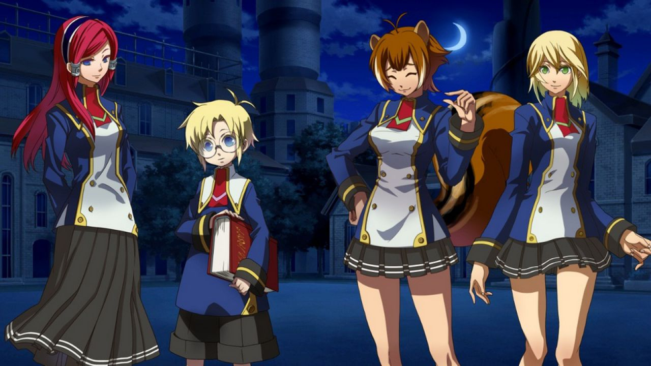 recensione BlazBlue Continuum Shift
