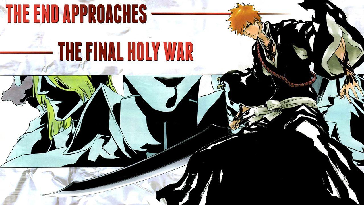 Bleach: aspettando l'anime, ripercorriamo la Guerra Millenaria
