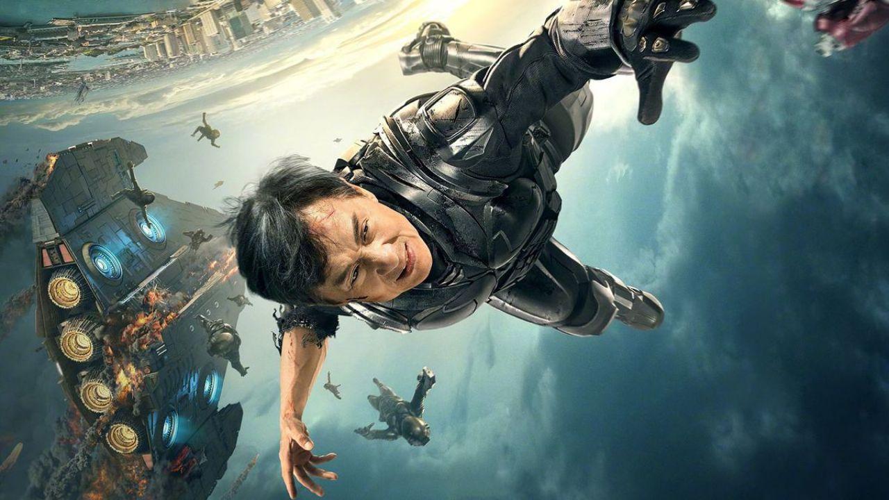 recensione Bleeding Steel, la recensione dello sci-fi con Jackie Chan su Prime Video