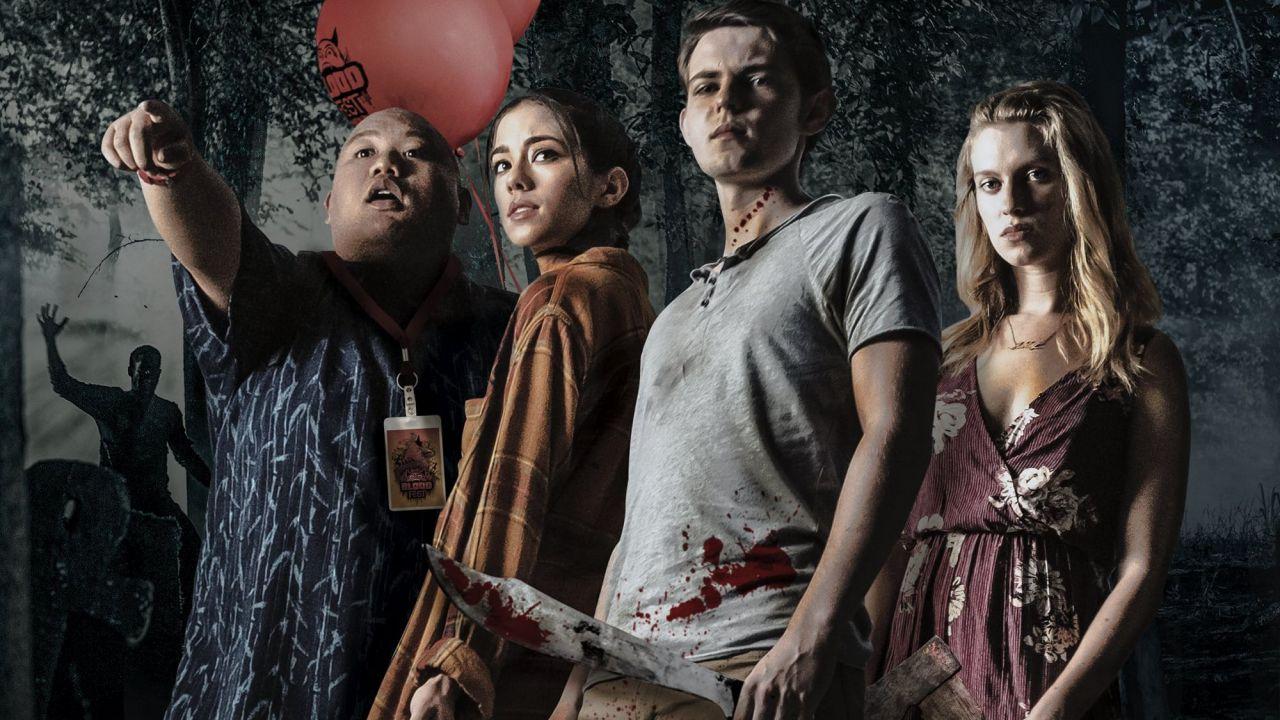 recensione Blood Fest, la recensione dell'horror disponibile su Amazon Prime Video
