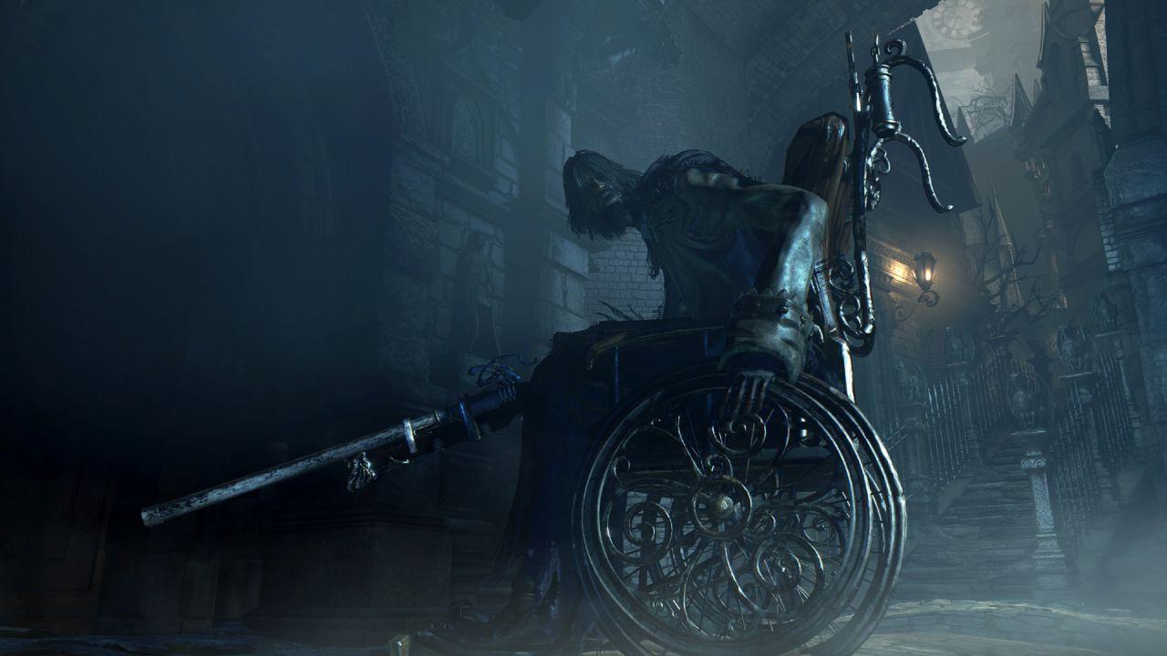 Anteprima Bloodborne: Anteprima del nuovo soulslike di From Software