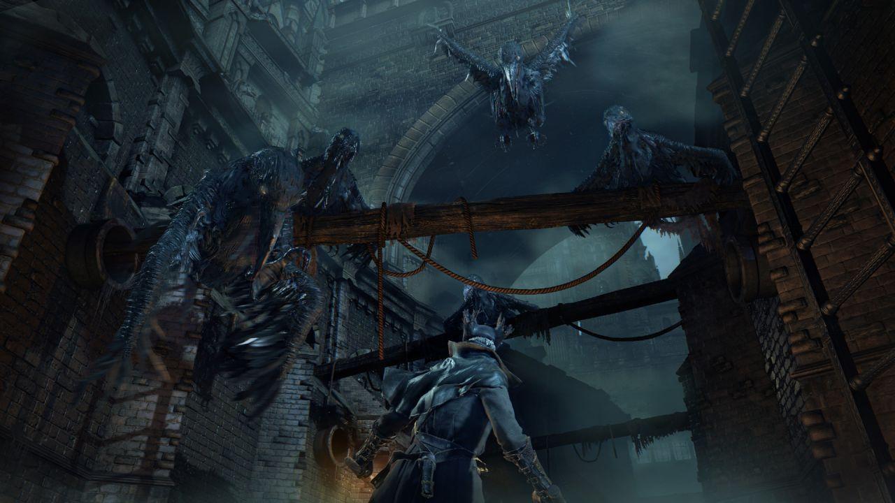 Bloodborne - I Chalice Dungeon