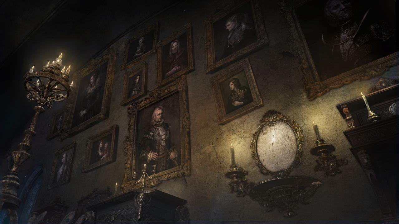 Provato Bloodborne - I Dungeon