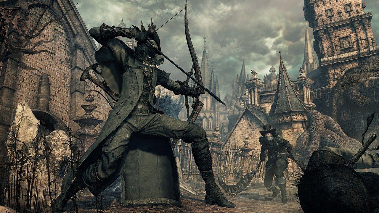 Bloodborne guida alle armi: lo scaling, i moveset e i potenziamenti