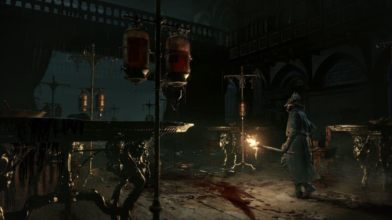 speciale Bloodborne - Le impressioni di Sabaku