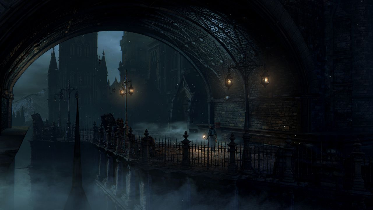 Provato Bloodborne - La prima ora